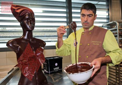 Tony Suaud, créateur de l'Ambassade du Cacao