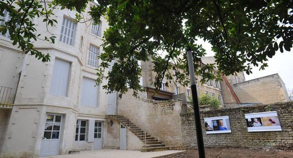 Au CACP - Villa Pérochon